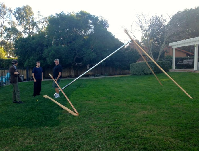BOoM: How to Make a Genuine Inauthentic Viking Tent
