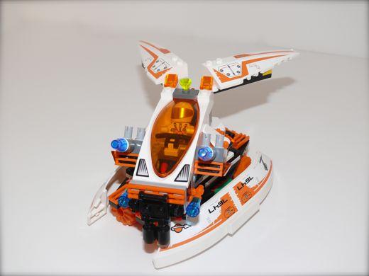 Chicken Blog Lego Bricks Imagination Patience Cooperation